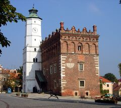Ratusz Sandomierz