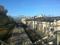 Dworzec Kolejowy Aleksandrów Kujawski