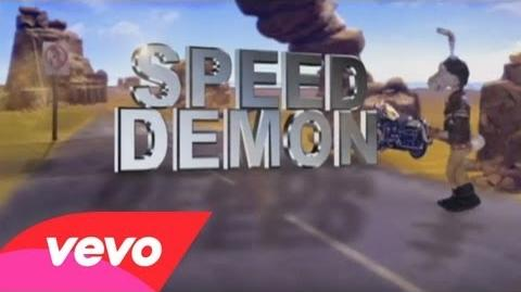Michael Jackson - Speed Demon (Michael Jackson's Vision)