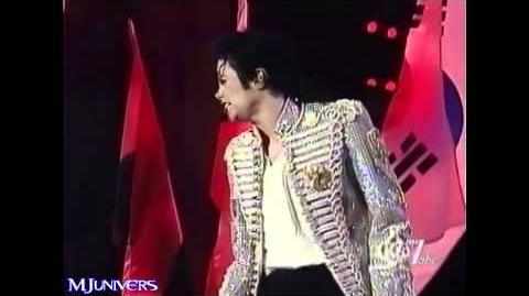 Michael Jackson - History - Live HIStory Tour Bucharest 1996 - ReMastered - HD
