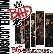 Bad (Afrojack Remiz) (DJ Buddha Edit)