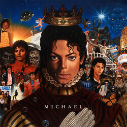 Michaelalbumcover