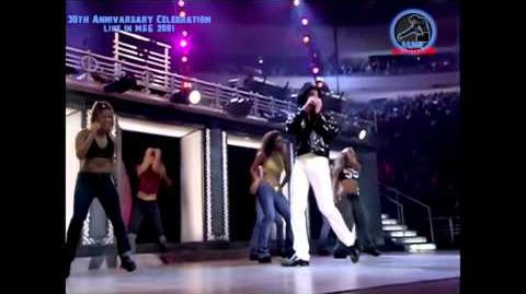 Michael Jackson 30th Anniversary Celebration - You Rock My World (Remastered) (HD)