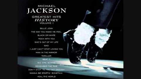 Michael Jackson Greatest Hits History Volume 1 (Full Album)