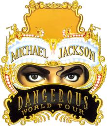Dangerous World Tour (Michael Jackson tour - emblem)