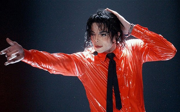 image michael jackson in red suitpng michael jackson