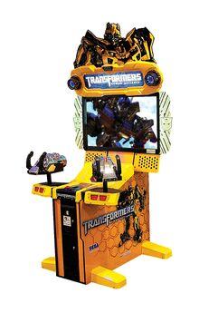 Transformers Cabinet TEMP 0
