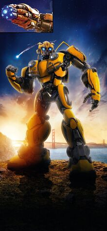 Bumblebee-and-Gun