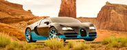 Drift - 2013 Bugatti Veyron Grand Sport Vitesse