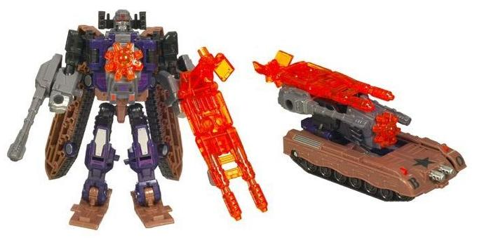 Transformers Revenge of the Fallen Blast Off Complete Bruticus