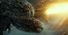TLK Dragonstorm in flight
