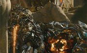 The Fallen's Death Scene