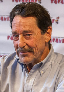 Peter Cullen January 2015