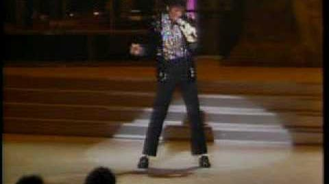 The Jackson 5 MICHAEL JACKSON'S Billie Jean Motown 25 Live