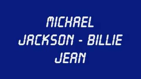 Michael Jackson - Billie Jean (With Lyrics HQ Sound)