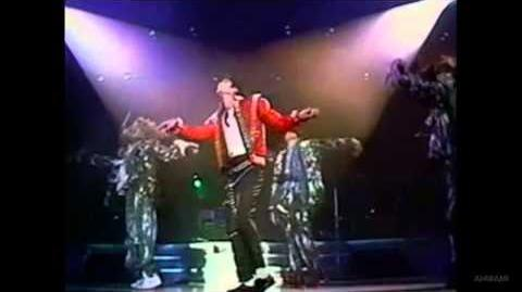 Michael Jackson - BAD 25 - Live at Wembley July 16,1988 HD FULL