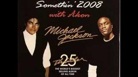 Michael Jackson feat Akon - Wanna Be Startin' Somethin' 2008 TJinc House Remix