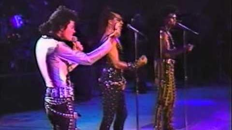 Michael Jackson - Bad World Tour (Yokohama, Japan 1987)