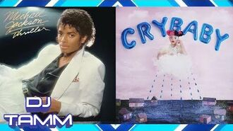 Michael Jackson vs. Melanie Martinez - Tag, You're Billie Jean (Mashup Mix)