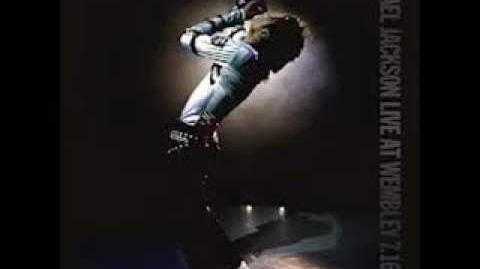 Michael Jackson - Bad 25 - Live at Wembley Stadium July 16, 1988 (CD Audio)