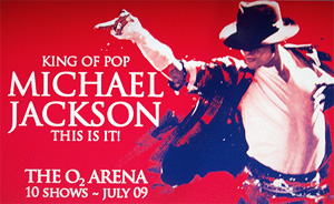 This Is It Michael Jackson banner (1)