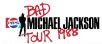 Bad World Tour 1988