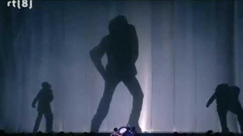 Michael Jackson - Smooth Criminal - Live (HD)