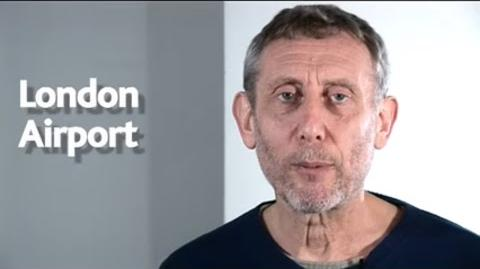 London Airport - Kids' Poems and Stories With Michael Rosen