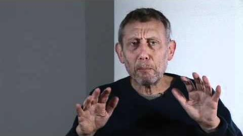 Poetry Friendly Classroom with Michael Rosen Tip 6 - use poems as a creative platform