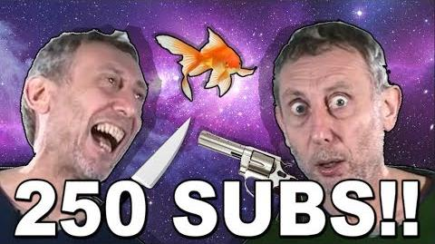 (250 SUBSCRIBERS) YTP Michael Rosen and the Search For the Goldfish