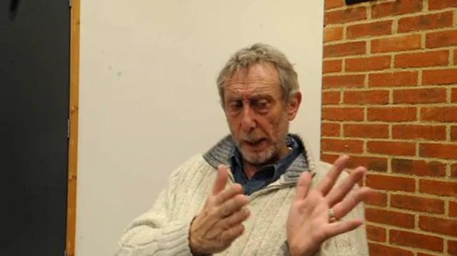 Michael Rosen about HMD - Cambridge News