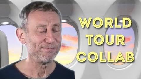 The Michael Rosen World Tour Collab
