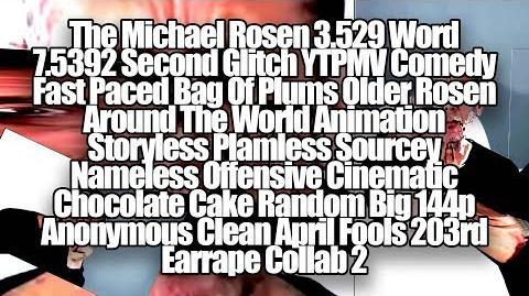 The Michael Rosen 3.529W7.5392SGYTPMVCFPBOPORATWASPSNOCCCRB144PACAF203RDE Collab 2
