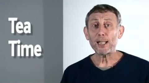 Tea Time - Kids' Poems and Stories With Michael Rosen