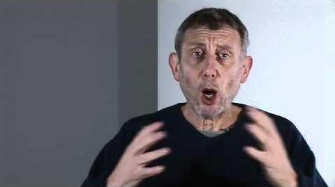 Poetry Friendly Classroom Introduction with Michael Rosen