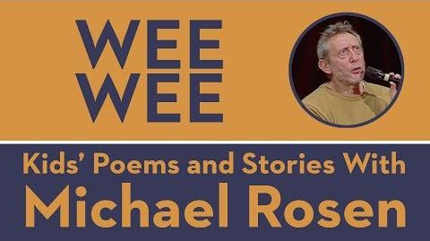 Wee Wee - Kids' Poems and Stories With Michael Rosen