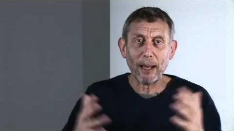 Poetry Friendly Classroom with Michael Rosen Tip 10 - put on a poetry cabaret