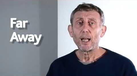 Far Away - Kids' Poems and Stories With Michael Rosen