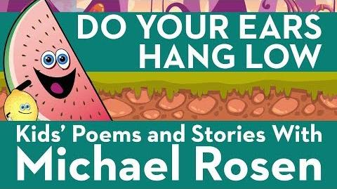 Do Your Ears Hang Low - Sonsense Nongs Kids' Poems and Stories With Michael Rosen