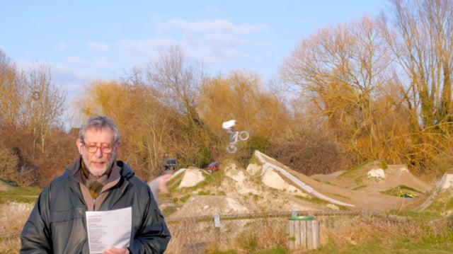 Michael Rosen's new poem 'Coldham's Common' Cambridge produced by HistoryWorks