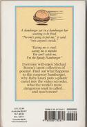 The Hypnotiser Paperback Back Compressed