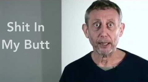 YTP Michael Rosen Cannot Recalibrate His Wii Remote