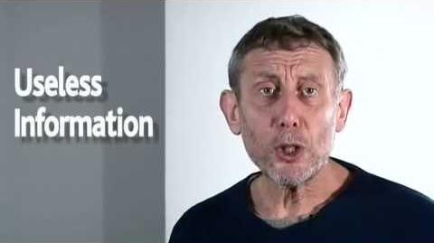 Useless Information - Kids' Poems and Stories With Michael Rosen