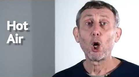 Hot Air - Kids' Poems and Stories With Michael Rosen