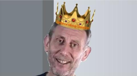 The Michael Rosen Sentence Mixing Collab