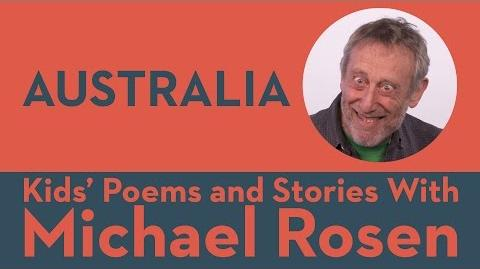 Kids' Poems and Stories With Michael Rosen - Australia
