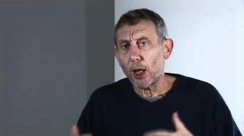 Poetry Friendly Classroom with Michael Rosen Tip 3 - stage a poetry swap