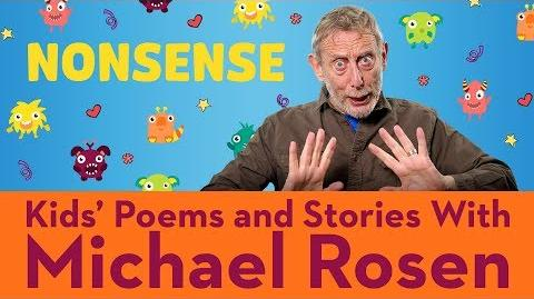 Nonsense - Kids' Poems and Stories With Michael Rosen