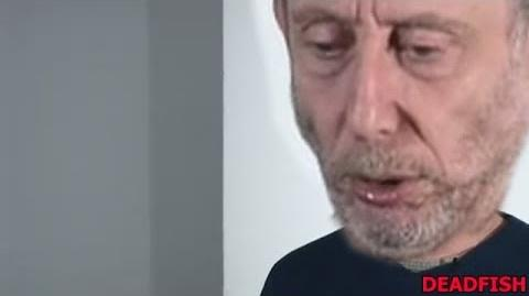 Michael Rosen Goes for a Jog in the Rain YTP