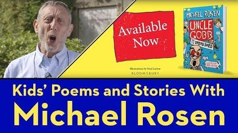 Uncle Gobb and the Dread Shed – Promo - Kids' Poems and Stories With Michael Rosen